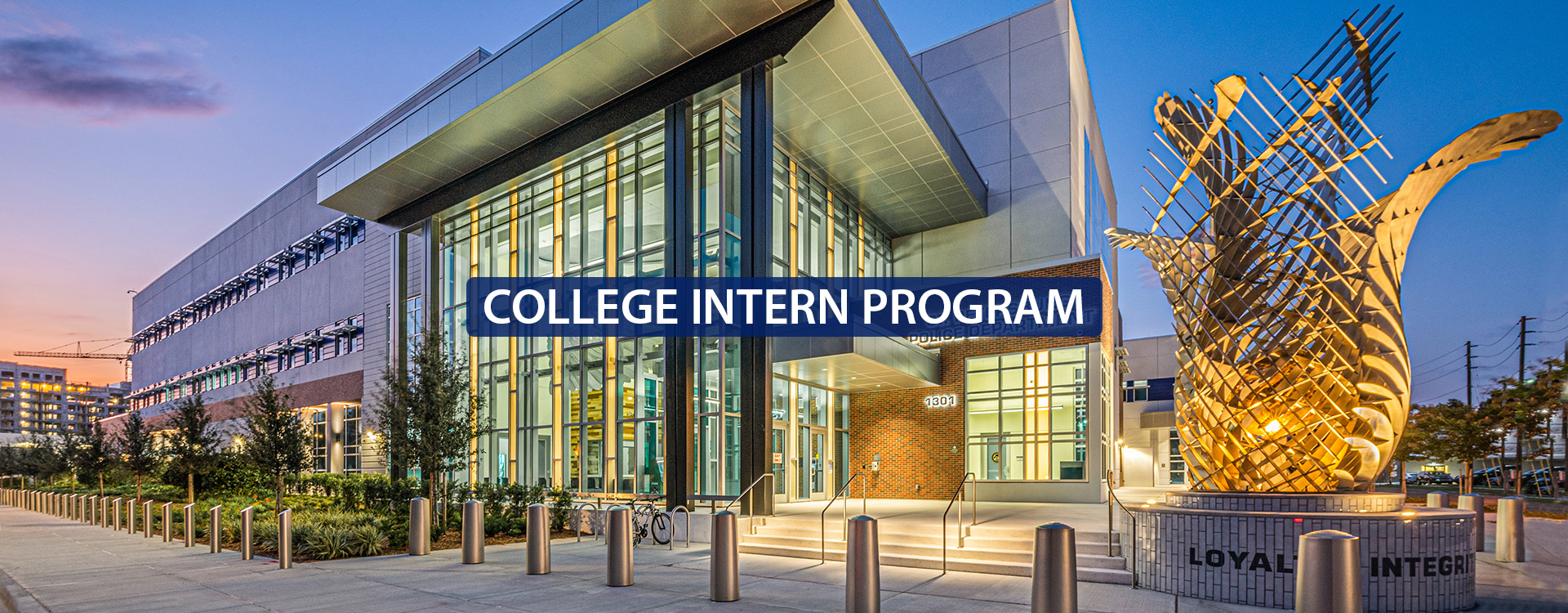 College Intern Program