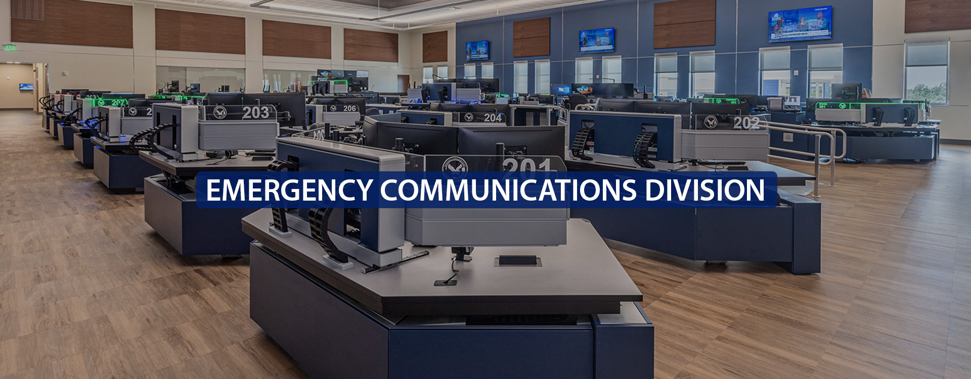 Emergency Communications Division