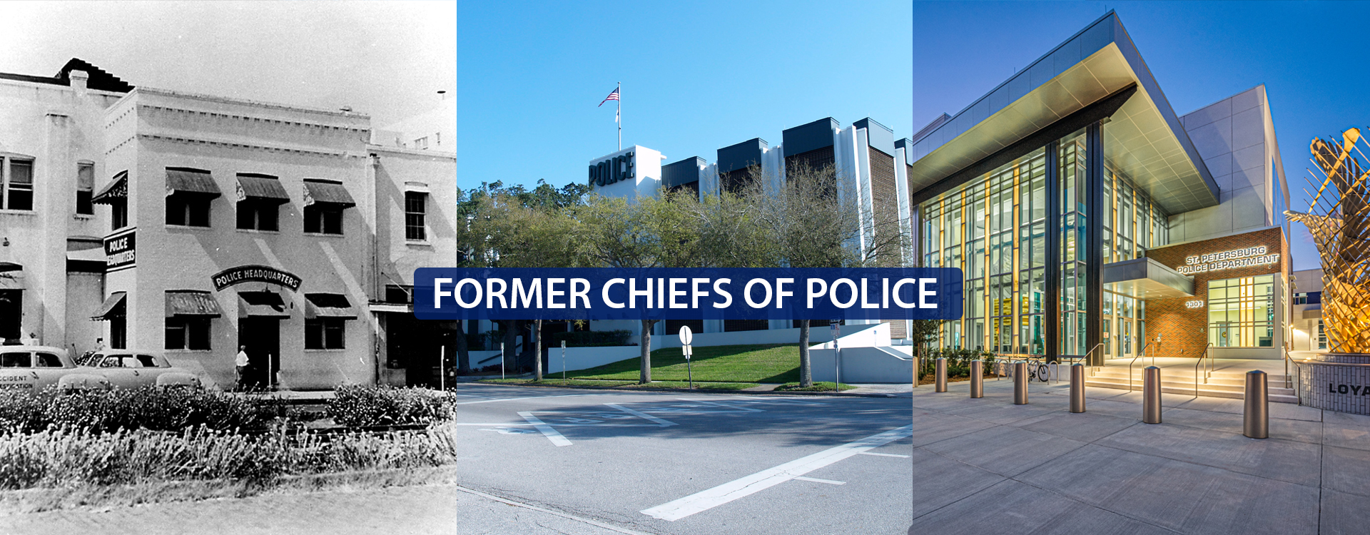 Former Chiefs of Police