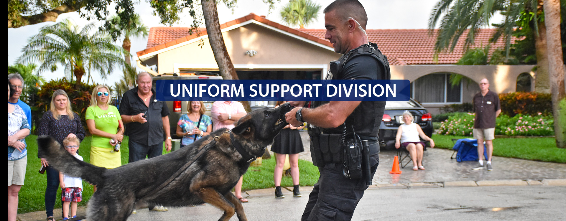 Uniform Support Division